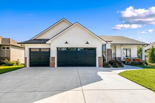 1502 N Shadow Rock Dr, Andover, KS 67002 (MLS #602527) :: COSH Real Estate Services