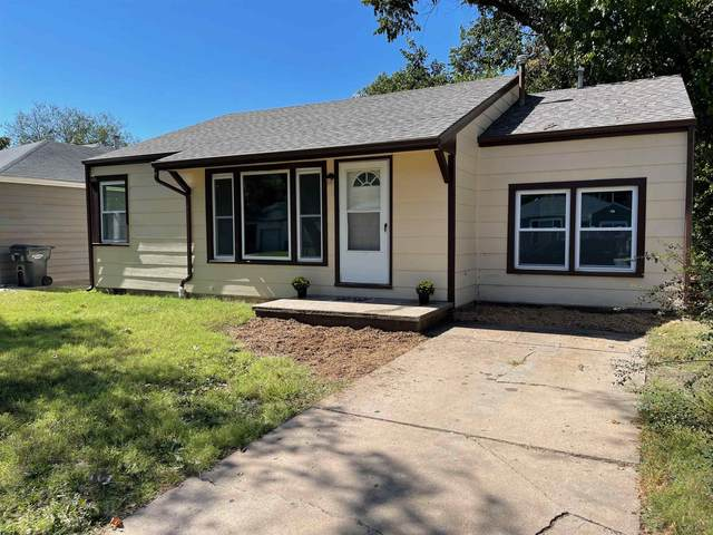 1519 N Old Manor Rd, Wichita, KS 67208 (MLS #602877) :: Graham Realtors