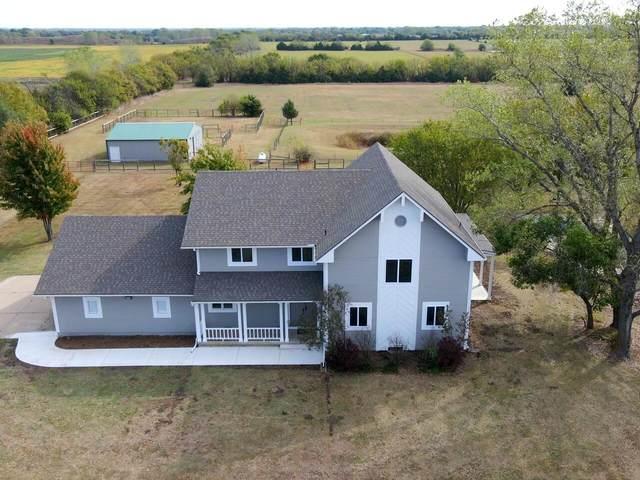 17530 SW County Line Rd, Rose Hill, KS 67133 (MLS #602893) :: Kirk Short's Wichita Home Team