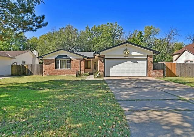 2917 N Terrace, Wichita, KS 67220 (MLS #603219) :: COSH Real Estate Services