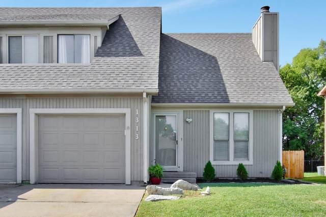 1313 S Linden St, Wichita, KS 67207 (MLS #603257) :: Kirk Short's Wichita Home Team