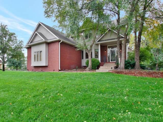 1221 N Hickory Creek Ct, Wichita, KS 67235 (MLS #603839) :: Kirk Short's Wichita Home Team