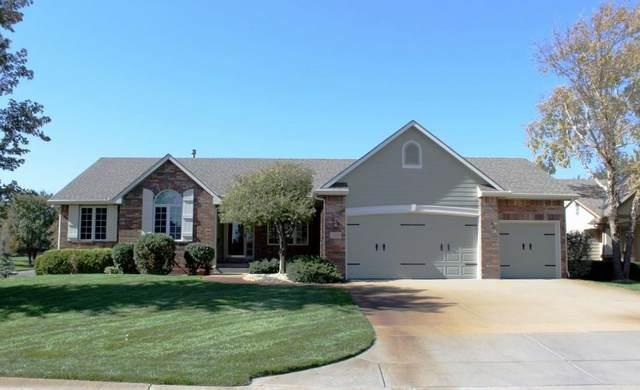 3207 N Tee Time, Wichita, KS 67205 (MLS #603865) :: Kirk Short's Wichita Home Team