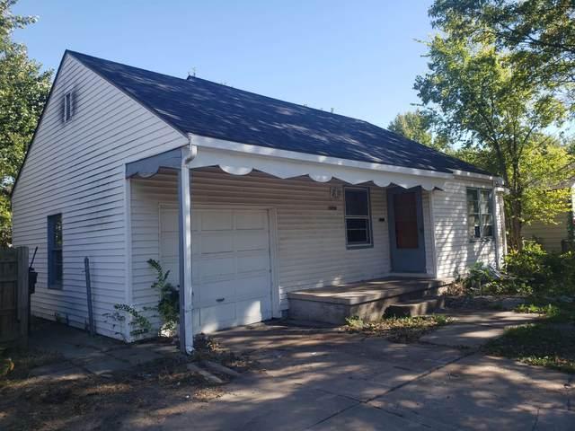 1718 N Pinecrest, Wichita, KS 67208 (MLS #603913) :: Kirk Short's Wichita Home Team