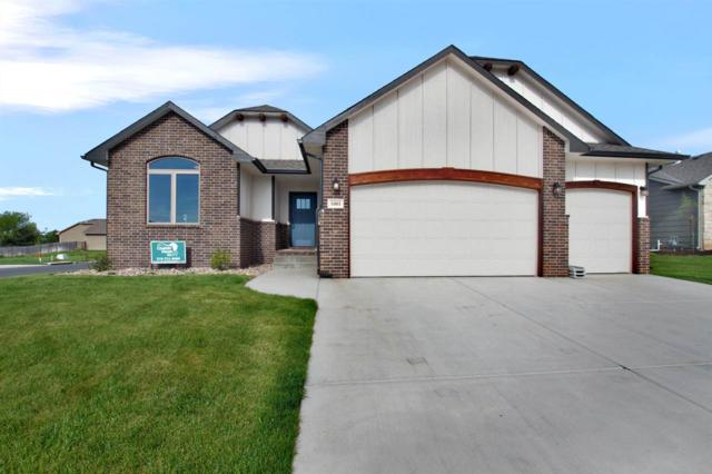1001 N Oak Ridge, Goddard, KS 67052 (MLS #524888) :: On The Move
