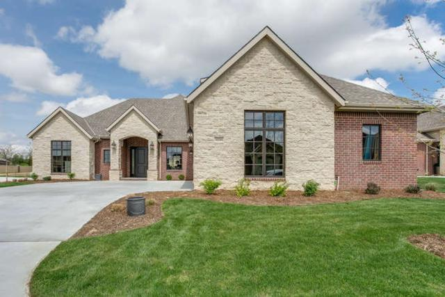 10204 E Crestwood, Wichita, KS 67206 (MLS #532443) :: On The Move