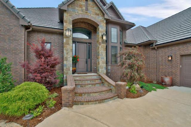 10635 E Glengate Cir, Wichita, KS 67206 (MLS #535178) :: On The Move