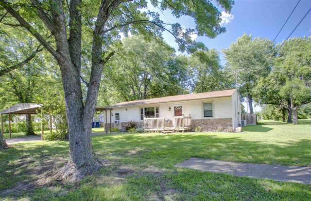 420 E Benton St, Benton, KS 67017 (MLS #536481) :: Select Homes - Team Real Estate