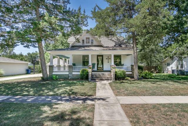 217 N Lee, Clearwater, KS 67026 (MLS #538729) :: Select Homes - Team Real Estate