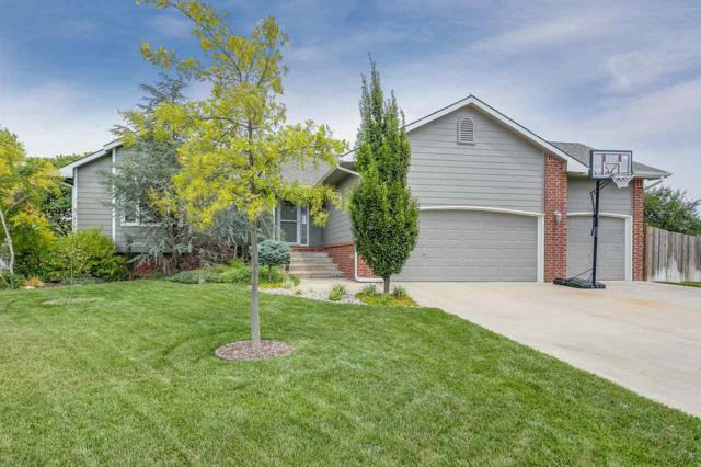 324 S Pitchers Ct, Andover, KS 67002 (MLS #538801) :: Select Homes - Team Real Estate