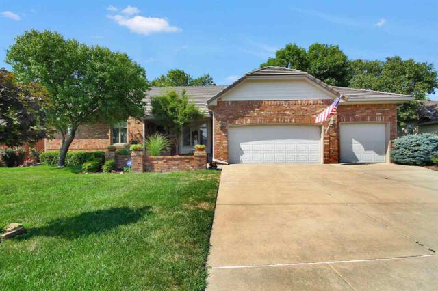 8510 E Mulberry, Wichita, KS 67226 (MLS #539936) :: On The Move