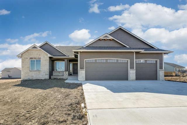 949 N Cedar Brook Cir, Mulvane, KS 67110 (MLS #540799) :: Select Homes - Team Real Estate