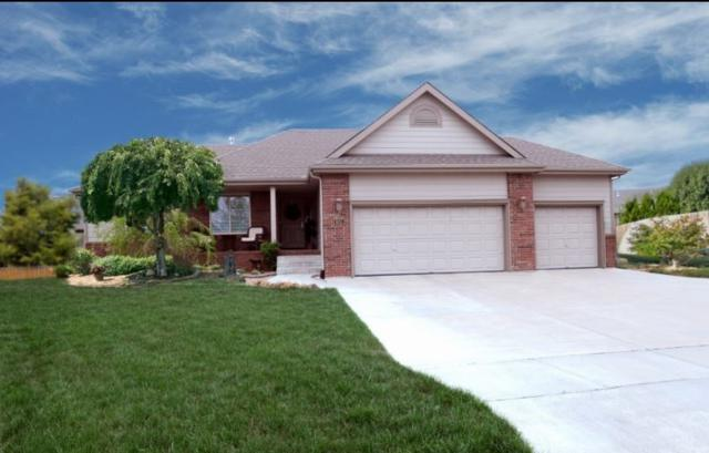601 N Brentwood Pl, Andover, KS 67002 (MLS #540816) :: Select Homes - Team Real Estate