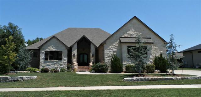 9504 W Moss Rose St, Maize, KS 67101 (MLS #542186) :: Glaves Realty