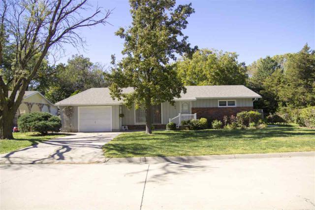 103 S College Ave, Hesston, KS 67062 (MLS #542272) :: On The Move