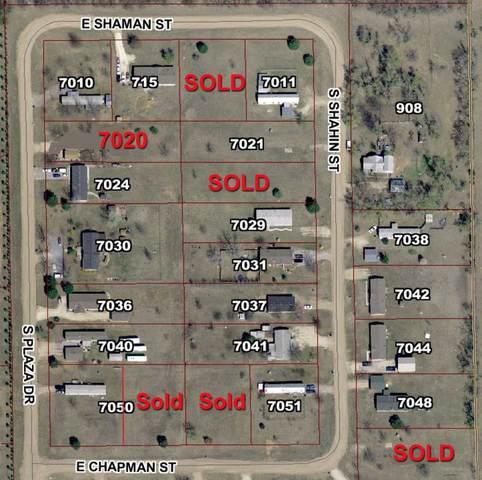 7020 S Plaza, Haysville, KS 67060 (MLS #546063) :: Graham Realtors