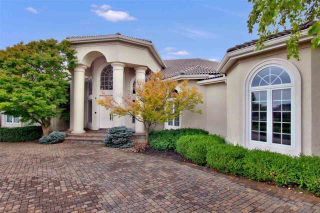 14157 E Pinnacle Dr, Wichita, KS 67230 (MLS #547075) :: Select Homes - Team Real Estate