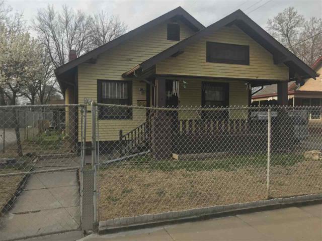 121 E 17th St N, Wichita, KS 67214 (MLS #547962) :: Better Homes and Gardens Real Estate Alliance