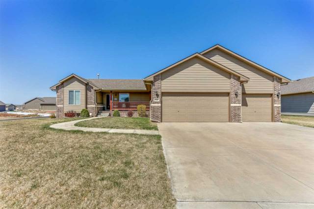 920 N Oak Ridge Ct, Goddard, KS 67052 (MLS #548089) :: Better Homes and Gardens Real Estate Alliance
