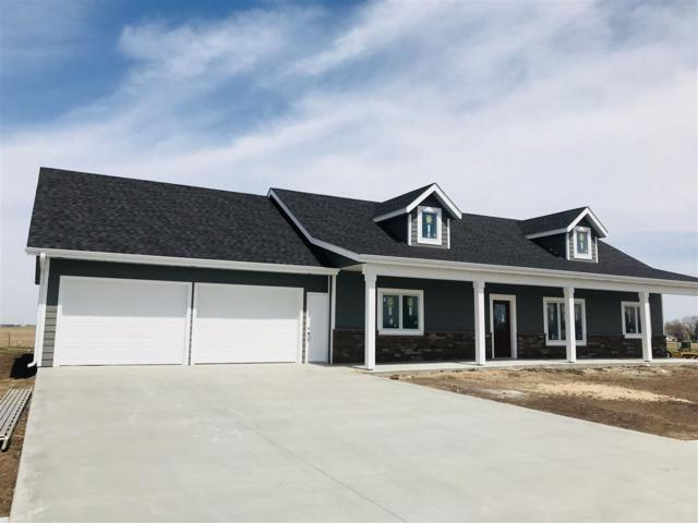 212 Redbud, Moundridge, KS 67107 (MLS #548572) :: On The Move