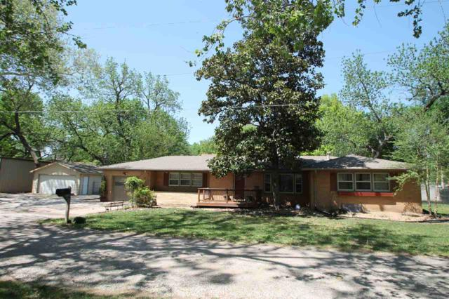 5407 N Sullivan Ave, Wichita, KS 67204 (MLS #548580) :: Glaves Realty