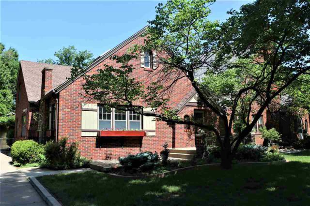 1421 N Lieunett St, Wichita, KS 67203 (MLS #549037) :: Select Homes - Team Real Estate