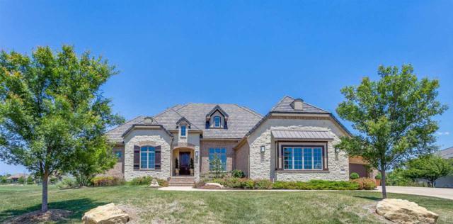 10641 E Crestwood Ct, Wichita, KS 67206 (MLS #549594) :: Glaves Realty