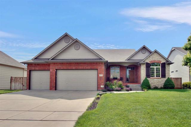 831 N Crescent Lakes Pl, Andover, KS 67002 (MLS #550011) :: Select Homes - Team Real Estate