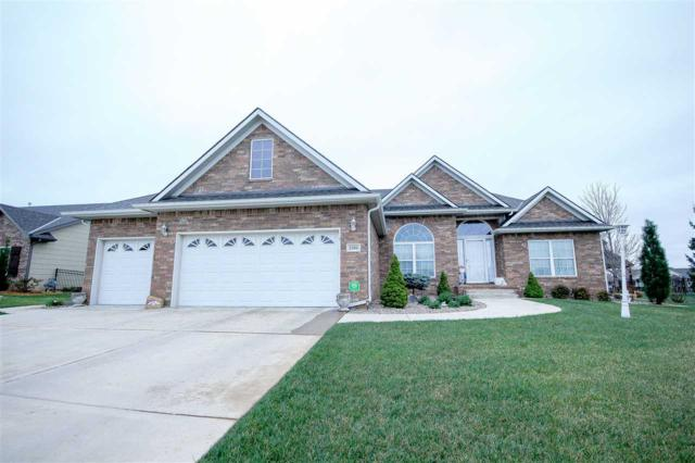 2406 N Sawgrass Ct, Derby, KS 67037 (MLS #550275) :: Select Homes - Team Real Estate