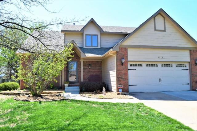 2315 N Stoneybrook St, Wichita, KS 67226 (MLS #550491) :: Select Homes - Team Real Estate