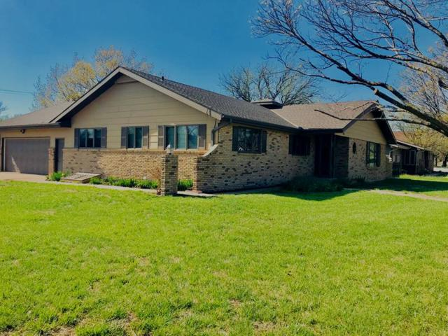 205 S Washington Ave, Moundridge, KS 67107 (MLS #550808) :: On The Move