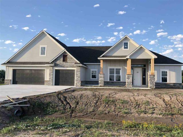 1609 E Elk Ridge Ave, Goddard, KS 67052 (MLS #551135) :: On The Move