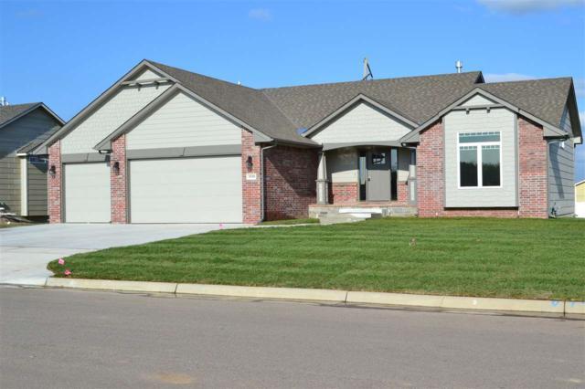 1510 N Blackstone, Wichita, KS 67235 (MLS #551299) :: On The Move
