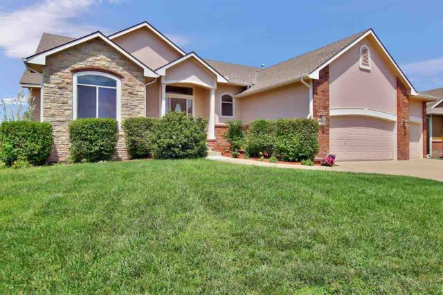 15702 E Camden Chase St, Wichita, KS 67228 (MLS #552090) :: On The Move
