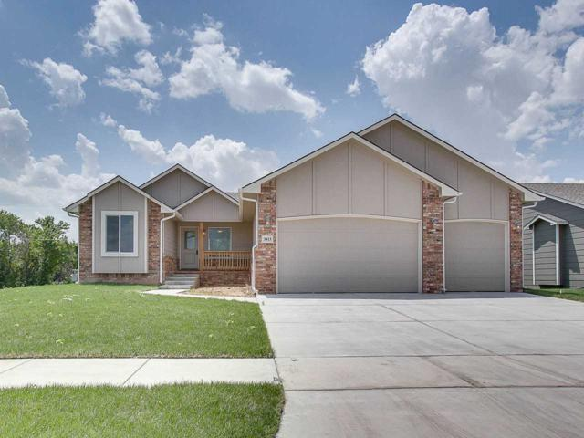 3413 N Tyndall, Derby, KS 67037 (MLS #552230) :: On The Move