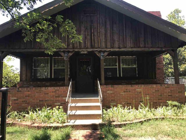1539 S Ellis St, Wichita, KS 67211 (MLS #552307) :: Glaves Realty