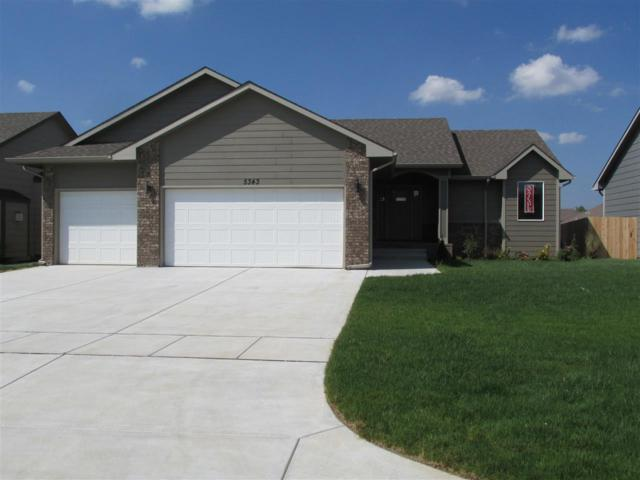 5343 N Rock Spring Ct., Bel Aire, KS 67226 (MLS #552371) :: On The Move