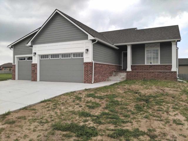 216 Springlake Ct, Newton, KS 67114 (MLS #552400) :: Lange Real Estate