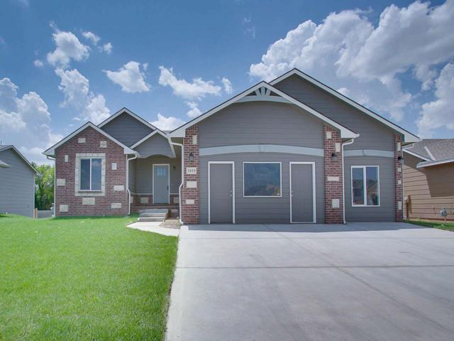 3419 N Tyndall, Derby, KS 67037 (MLS #552522) :: On The Move