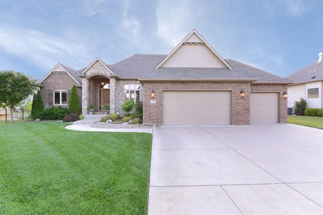 1515 N Ridgehurst St, Wichita, KS 67230 (MLS #552846) :: Glaves Realty
