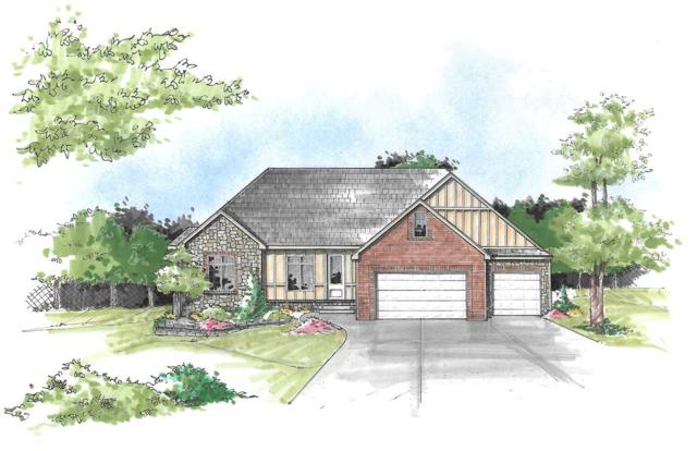 1142 E Waters Edge St, Derby, KS 67037 (MLS #552949) :: On The Move