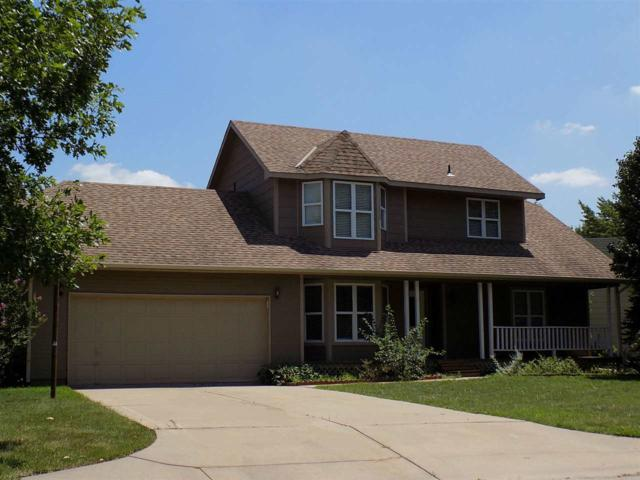 6705 E 40th St N, Wichita, KS 67226 (MLS #553619) :: Select Homes - Team Real Estate