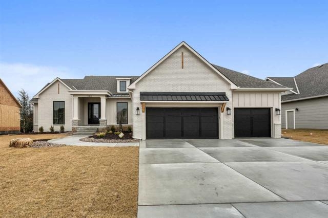 15402 E Summerfield, Wichita, KS 67230 (MLS #553813) :: On The Move
