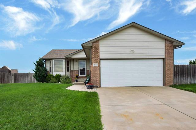 1613 N Cleary Ln, Goddard, KS 67052 (MLS #553832) :: Better Homes and Gardens Real Estate Alliance