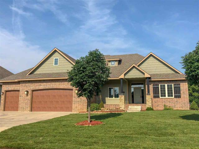 12808 E Churchill, Wichita, KS 67230 (MLS #554526) :: Select Homes - Team Real Estate