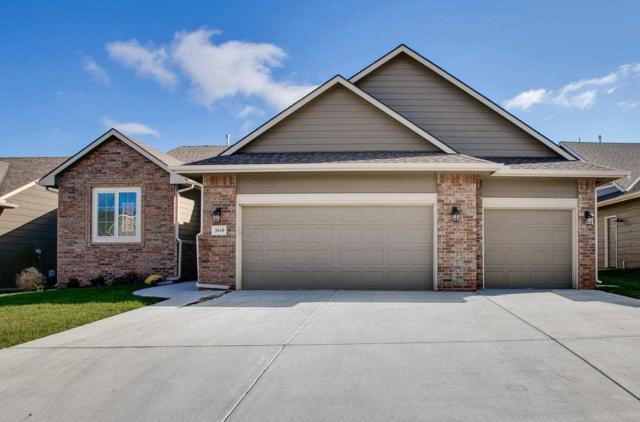 3018 N Shefford, Wichita, KS 67205 (MLS #554999) :: On The Move