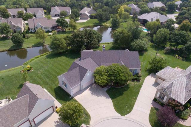 1321 N White Tail Ct, Wichita, KS 67206 (MLS #555631) :: On The Move