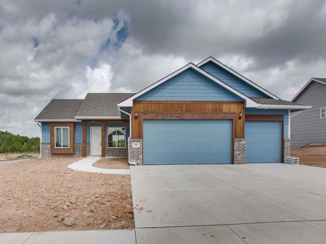 800 E Tyndall Ct, Derby, KS 67037 (MLS #556138) :: Select Homes - Team Real Estate
