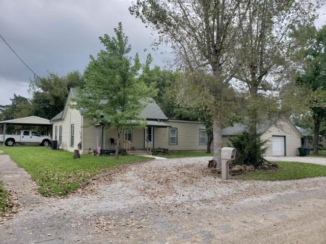 303 S Jackson St, Howard, KS 67349 (MLS #556947) :: Wichita Real Estate Connection