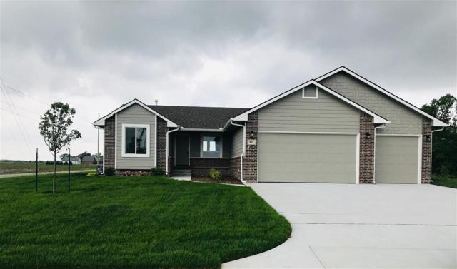 885 S Cattail Circle, Haysville, KS 67060 (MLS #558880) :: Graham Realtors